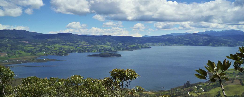 Laguna-de-la-cocha